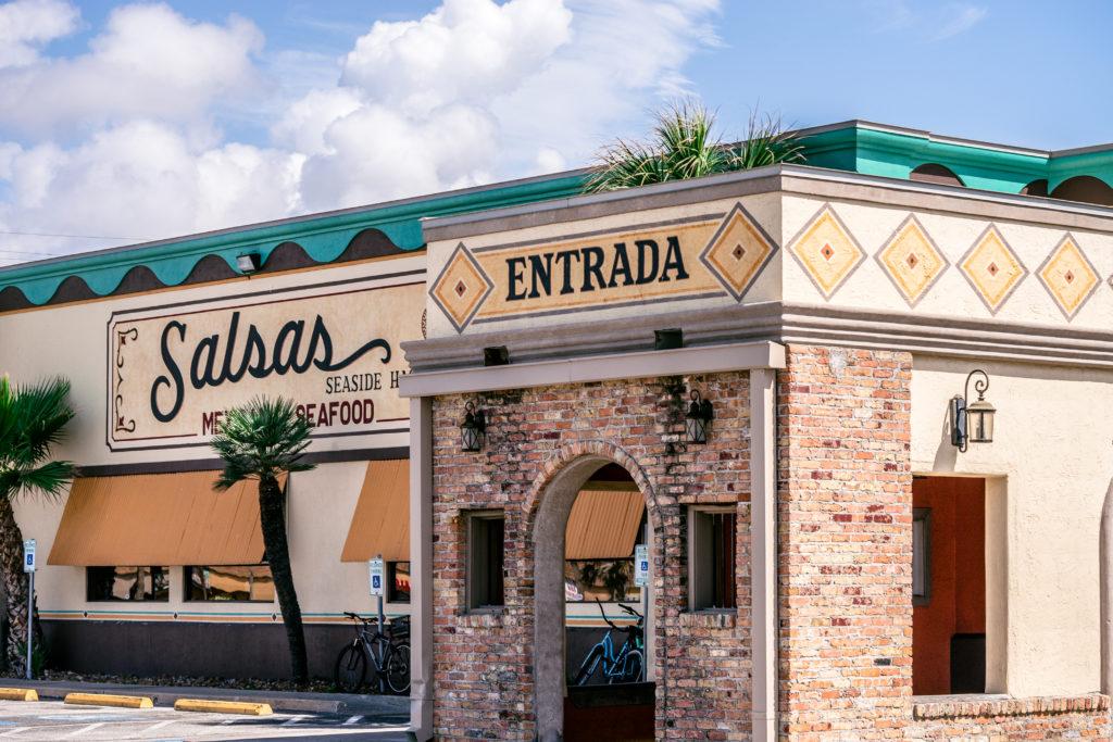 Salsas Mexican Restaurant Galveston Texas